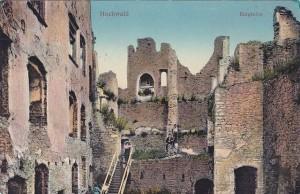Ansichtskarte aus dem Jahre 1912