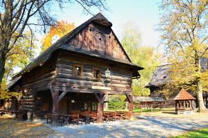 Holzstädtchen - Freilichtmuzeum Radhošť
