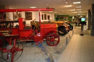Tatra Muzeum in Kopřivnice