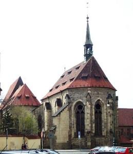 Štefániksbrücke - Agneskloster