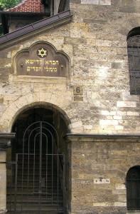Klausen Synagoge