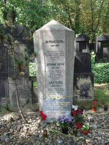 Grab von Franz Kafka