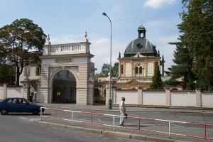 Neues Jüdisches Friedhof