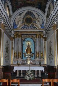 Kirche Maria vom Siege in Prag
